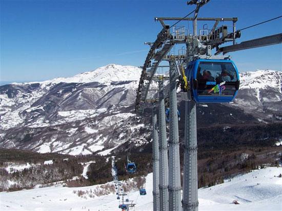 A sciare sull'Abetone 9-12 marzo 2017