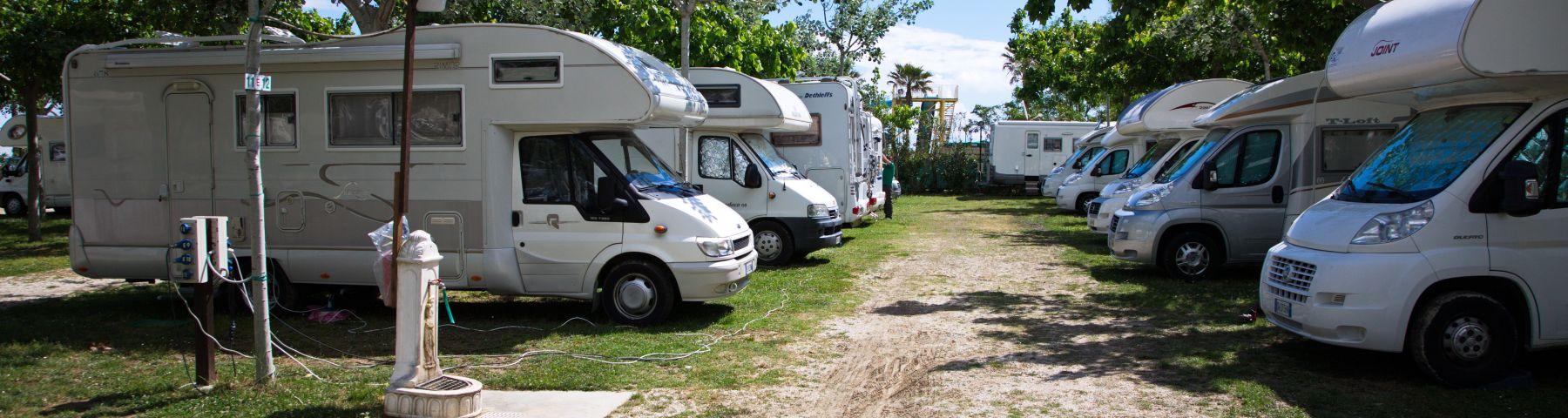 Attività Camper Club Foligno