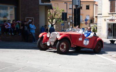 Uscita Mille Miglia e San Gimignano 19-21 maggio 2017
