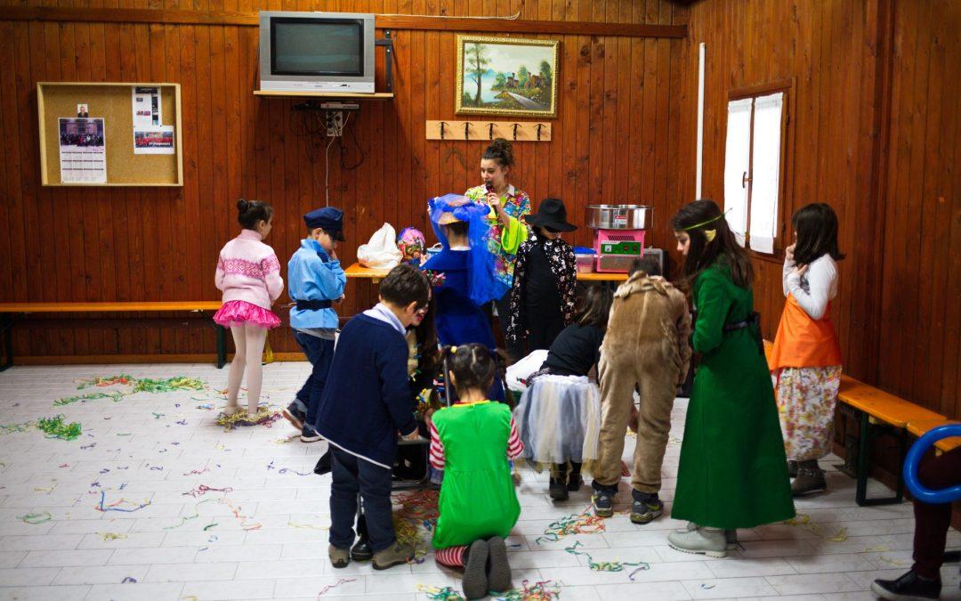 """Carnevale dei """"bambini e non"""" – 19 febbario 2017"""