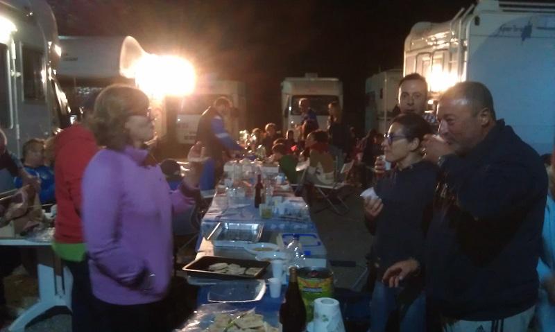 Raccolta castagne Santa Fiora 2014