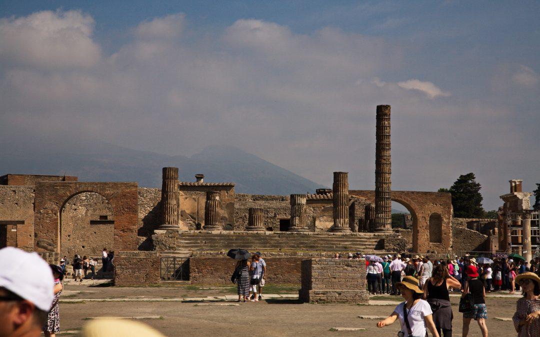 Visita Pompei e Sorrento 2/4 giugno 2017