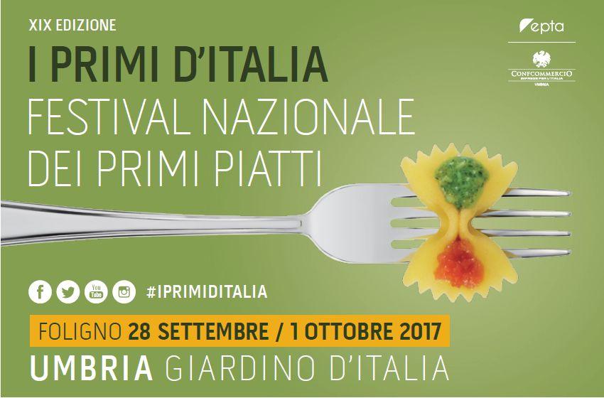I PRIMI D'ITALIA FESTIVAL NAZIONALE DEI PRIMI PIATTI XIX EDIZIONE
