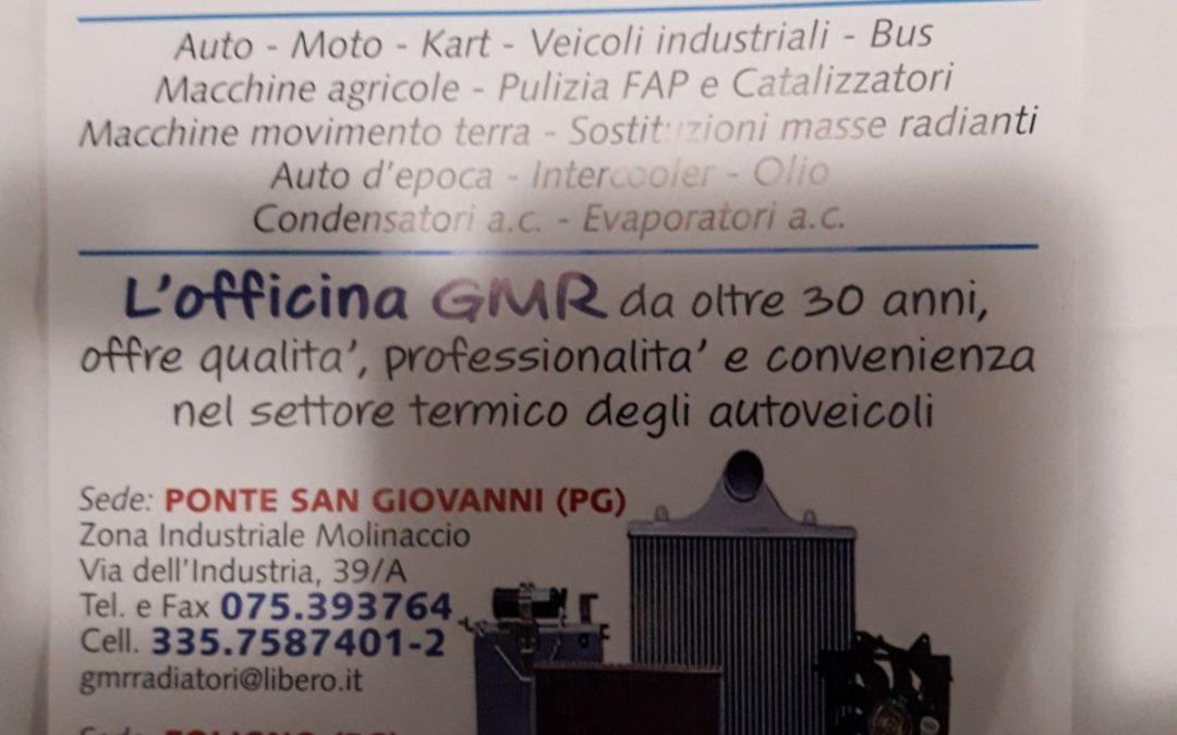 Convenzione Radiatorista GMR