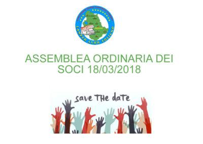 ASSEMBELA ANNUALE SOCI CAMPER CLUB FOLIGNO