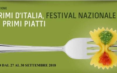 RADUNO I PRIMI D'ITALIA FESTIVAL NAZIONALE DEI PRIMI PIATTI XX EDIZIONE