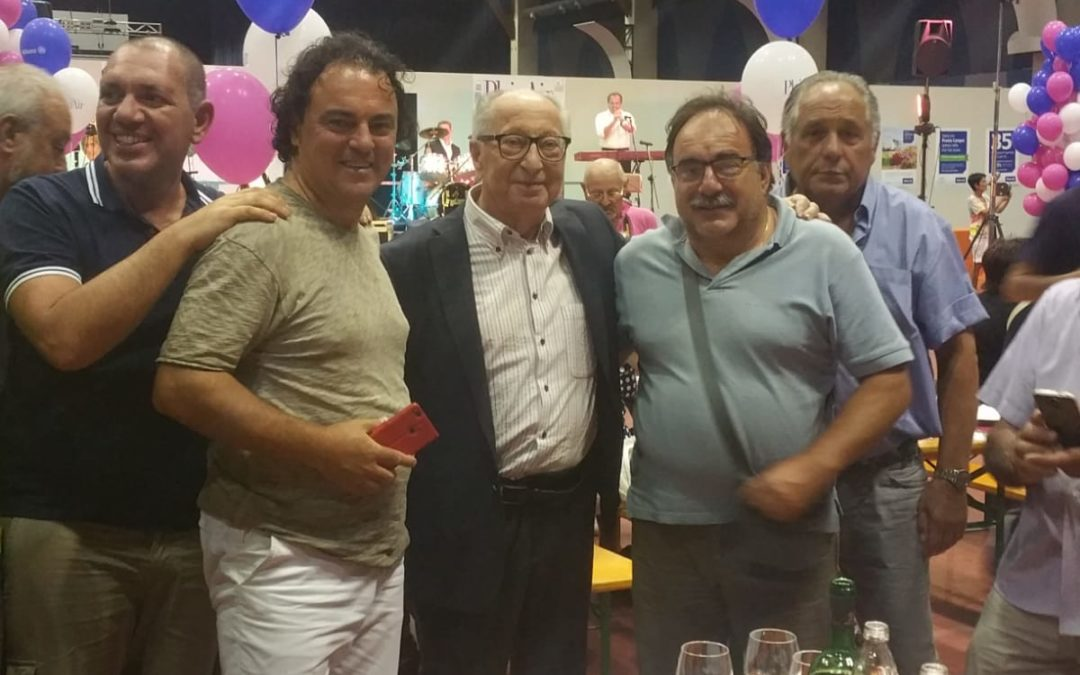 Il Camper Club alla Fiera di Parma – Cena Plain Air