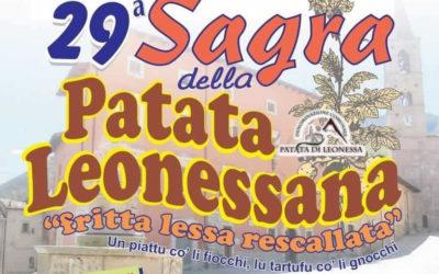 Uscita Sagra della Patata a Leonessa 13 e 14 Ottobre 2018