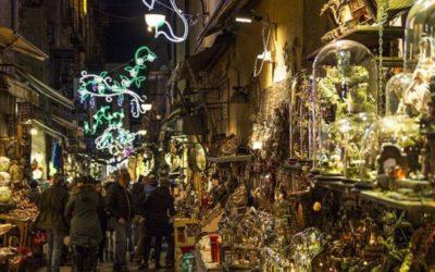 Uscita a Napoli e Luminarie a Salerno 26/27/28/29/30 Dicembre