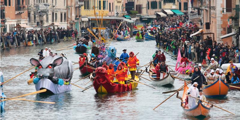 Uscita Carnevale di Venezia 22-23-24 Febbraio 2019
