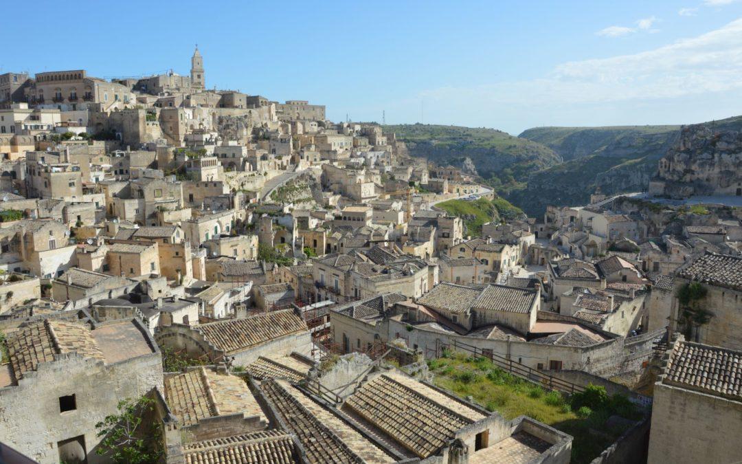 Uscita S.G. Rotondo-Castel del Monte-Matera 24/28 Aprile 2019