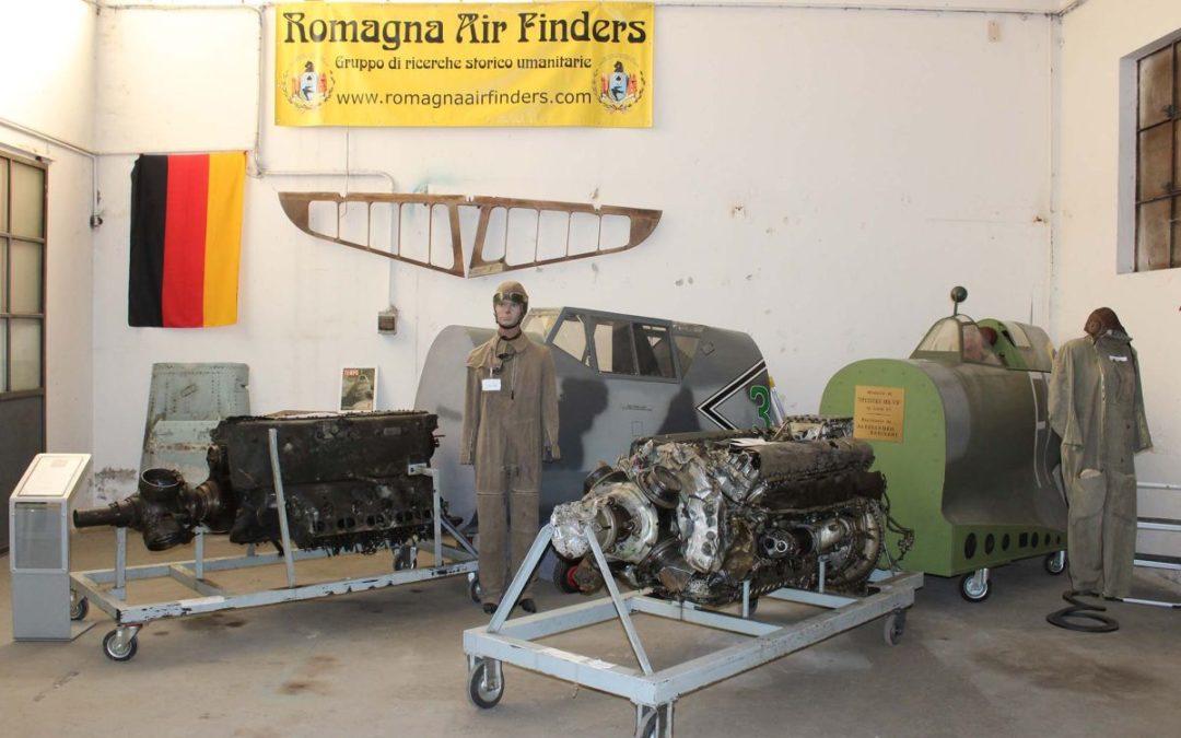 Uscita 31 Maggio – 2 giugno 2019 al Museo Romagna Air Finders e Lido delle Nazioni