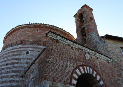 191004 Week End Monteriggioni-Poggibonsi-San Galgano 4-6 ottobre 2019 162 San Galgano Cappella di San Galgano a Montesiepi Canon