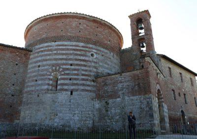 191004 Week End Monteriggioni-Poggibonsi-San Galgano 4-6 ottobre 2019 187 San Galgano Cappella di San Galgano a Montesiepi Canon