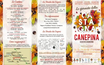 Uscita Raccolta Castagne a Canepina 18-20 ottobre 2019