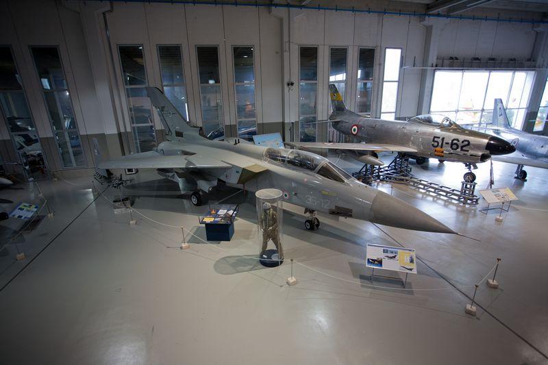 Bracciano e Museo Aviazione