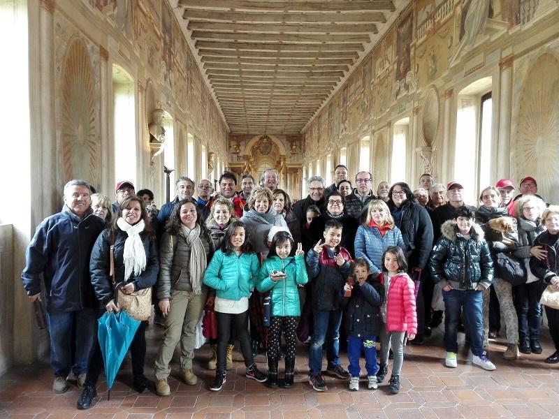 Uscita Mantova 2016